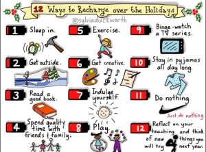 12 Ways to Recharge