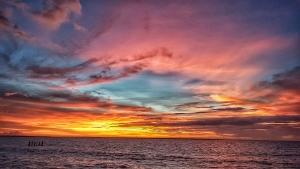 A Darwin sunset