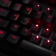 Keyboard with adjustments